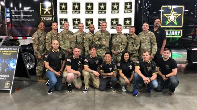 Có thể bạn chưa biết: Quân đội Hoa Kỳ có cả đội tuyển Esports - Ảnh 1.