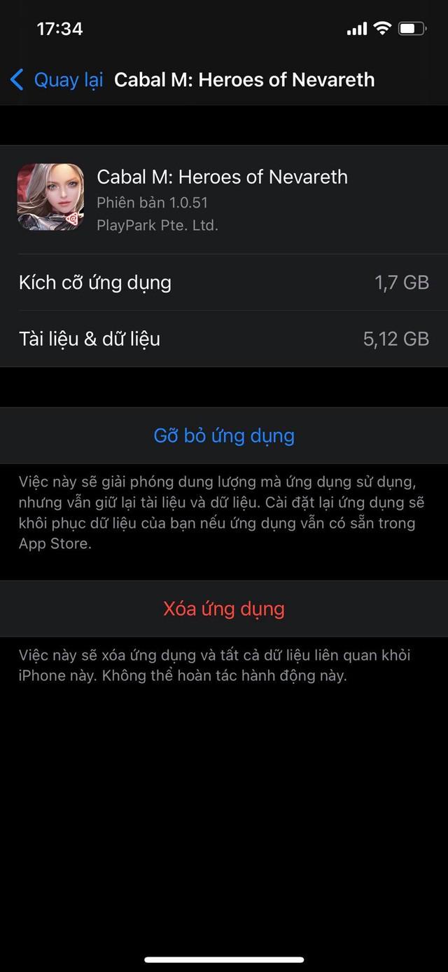 Chính thức! Cabal Mobile phát hành tại VN, tải về vô cùng dễ nhưng cực kỳ nặng và không có tiếng Việt - Ảnh 3.