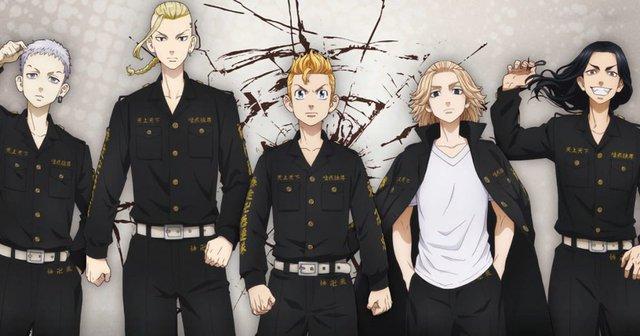 Top 6 siêu phẩm anime có nhân vật chính và câu chuyện hấp dẫn không thua kém gì Tokyo Revengers - Ảnh 1.