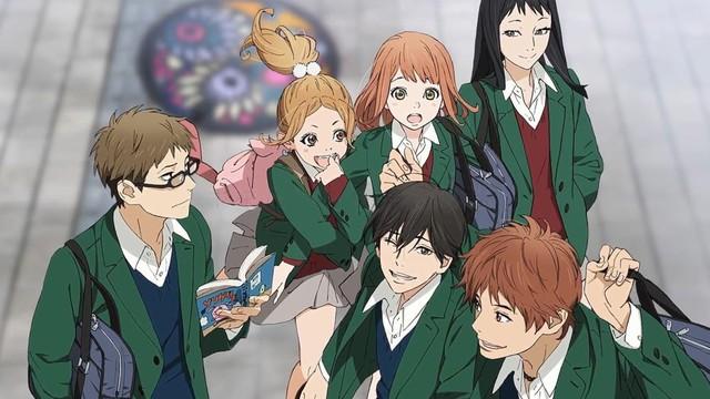 Top 6 siêu phẩm anime có nhân vật chính và câu chuyện hấp dẫn không thua kém gì Tokyo Revengers - Ảnh 3.