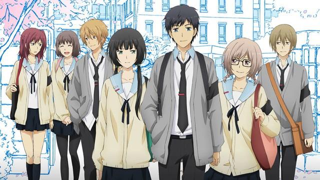 Top 6 siêu phẩm anime có nhân vật chính và câu chuyện hấp dẫn không thua kém gì Tokyo Revengers - Ảnh 5.