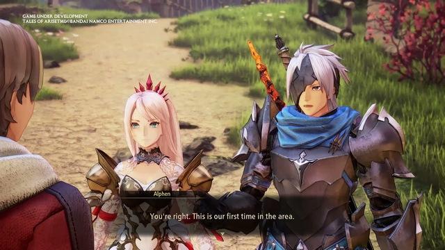 Tales of Arise, game nhập vai hay nhất nhì năm 2021 sẽ phát hành vào tuần sau - Ảnh 3.