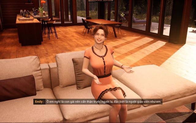 """Game """"nuôi vợ ảo"""" Together BnB được Việt hóa Photo-1-1630858119442416794205"""