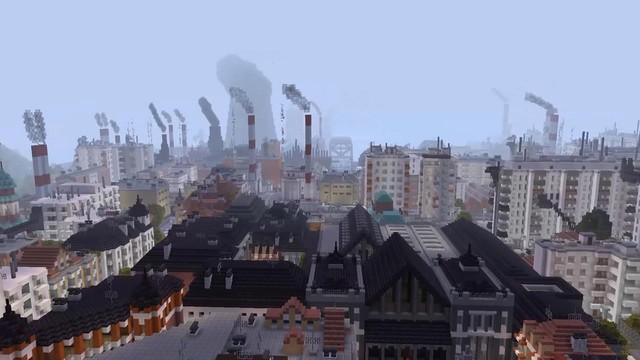 Nhóm modder dành nửa thập kỷ để tái tạo lại Half-Life 2 trong Minecraft - Ảnh 3.