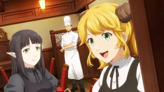 Hinamatsuri & 6 bộ Manga thể loại 'phản Isekai' mà bạn không thể bỏ qua Isekai-shokudo-restaurant-to-another-world-cover-16309438908311813450228