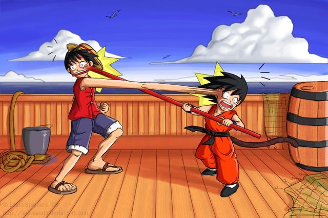 One Piece: Nếu có ngọc rồng Dragon Ball trong tay, 3 điều ước nào mà Luffy khao khát thực hiện nhất? - Ảnh 5.