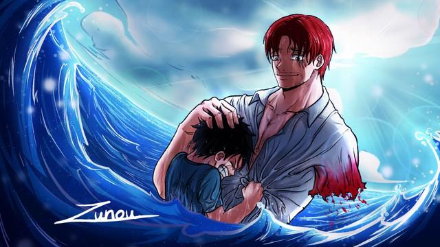 One Piece: Nếu có ngọc rồng Dragon Ball trong tay, 3 điều ước nào mà Luffy khao khát thực hiện nhất? - Ảnh 3.