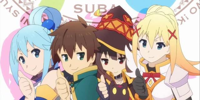 Loạt isekai hề hước khiến fan hâm mộ anime khó có thể bỏ qua (P.2) - Ảnh 4.