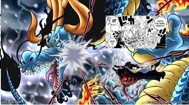 One Piece: Giả thuyết về số phận được dự báo trước của Kaido, cái chết là khó tránh khỏi - Ảnh 2.
