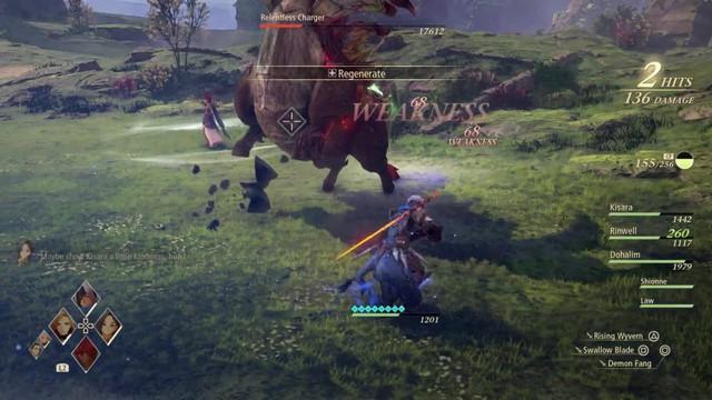 Màn đánh Boss đỉnh cao trong Tales of Arise, game nhập vai hay nhất nhì năm 2021 - Ảnh 2.