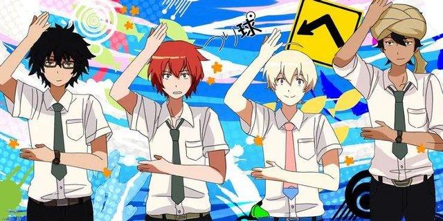 Những bộ anime thể thao để bạn đổi gió nếu như đã chán isekai - Ảnh 1.