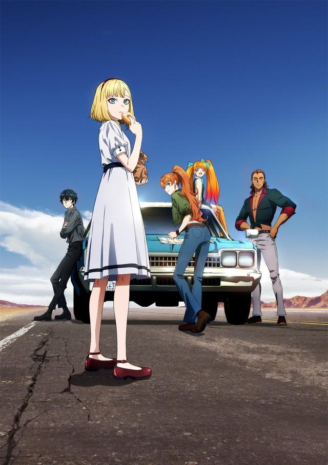 5 siêu phẩm anime thu - đông năm 2021 đồng loạt tung ra trailer và key visual mới, hứa hẹn mang lại những tuyệt phẩm khó quên - Ảnh 2.