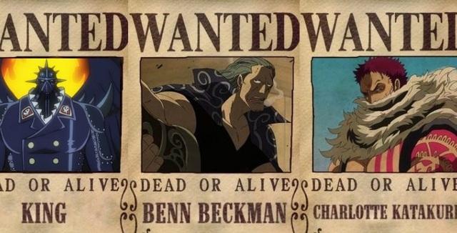 One Piece: Mức truy nã của Benn Beckman Aanh-2-16309969316561213103808