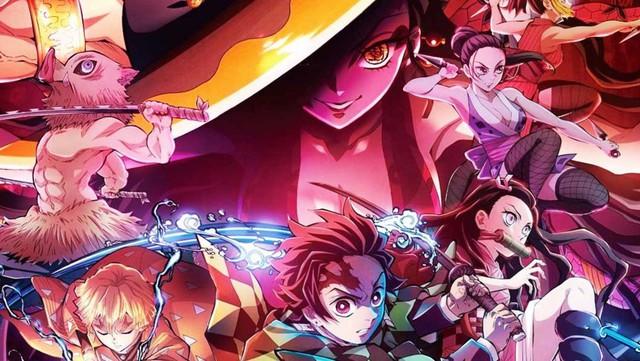 Siêu phẩm anime Kimetsu No Yaiba season 2 chốt lịch lên sóng, hứa hẹn mang đến một mùa đông không lạnh dành cho fan - Ảnh 2.