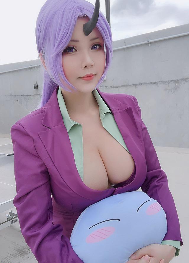 loạt ảnh cosplay Shion nóng bỏng siêu sexy Photo-1-16309860709761321854665