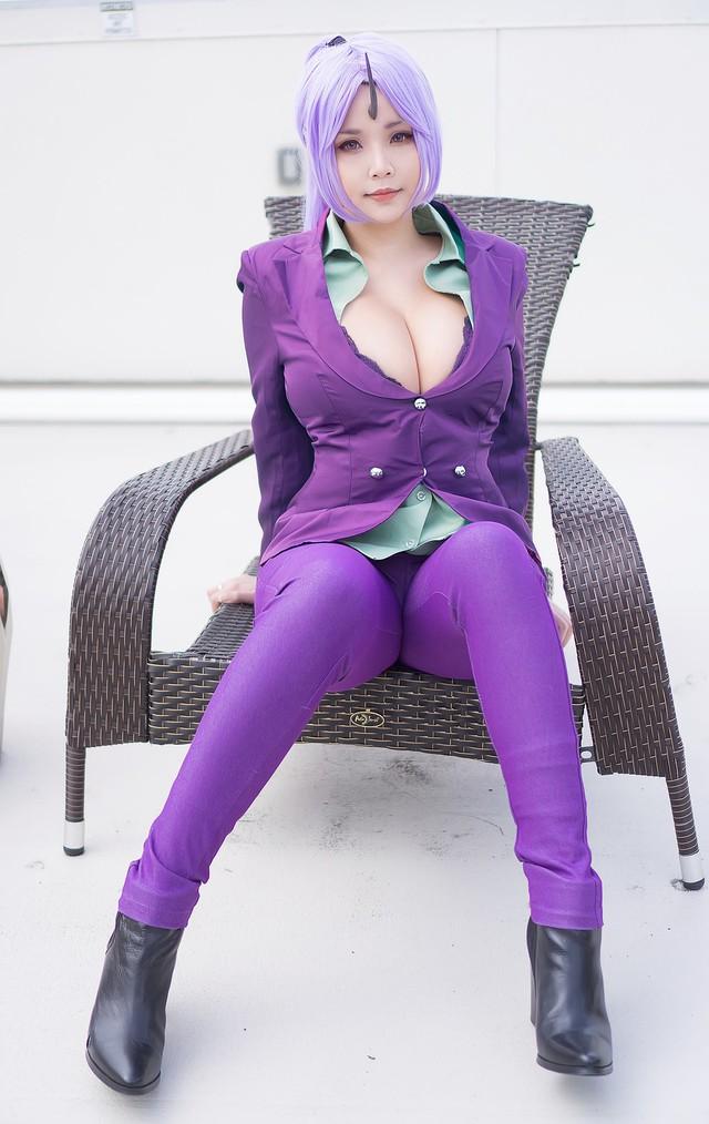 loạt ảnh cosplay Shion nóng bỏng siêu sexy Photo-1-16309860797211184266632