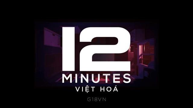 Tựa game giải đố hack não nhất 2021 - 12 Minutes có bản Việt hóa - Ảnh 1.
