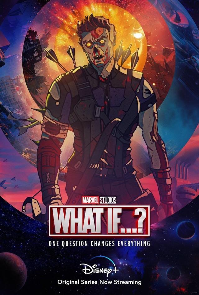 What If...?: Hé lộ hình ảnh Captain America phiên bản xác sống, phải chăng Marvel Zombies sẽ được tái diễn? - Ảnh 1.