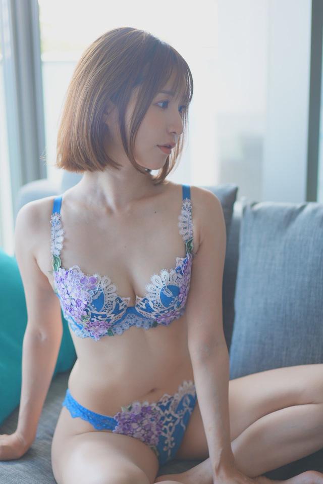 Thiên thần 18+ Nhật Bản thông báo dính COVID-19, fan lo ngay ngáy sợ thần tượng bỏ nghề - Ảnh 3.