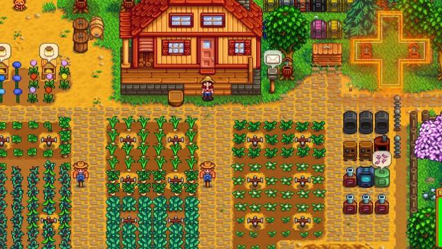 Game nông trại nổi tiếng Stardew Valley sắp ra mắt phần 2 - Ảnh 2.