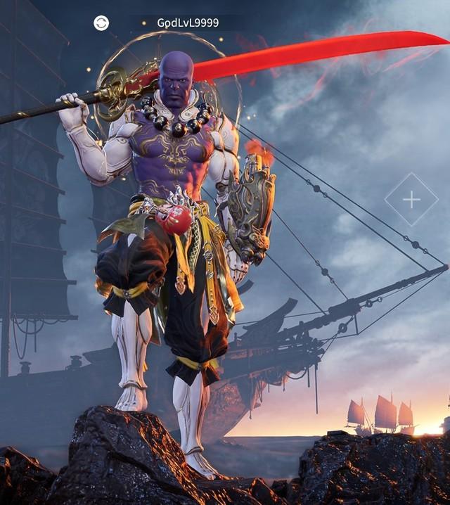 Bái phục độ sáng tạo của game thủ NARAKA: BLADEPOINT, tạo nhân vật game về cả Joker, Ngộ Không, Thanos lẫn Taylor Swift - Ảnh 5.