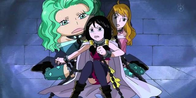 One Piece: 5 nhân vật có tuổi thơ bi thảm bậc nhất, con gái Tứ Hoàng cũng không thoát được kiếp bị ghẻ lạnh - Ảnh 4.