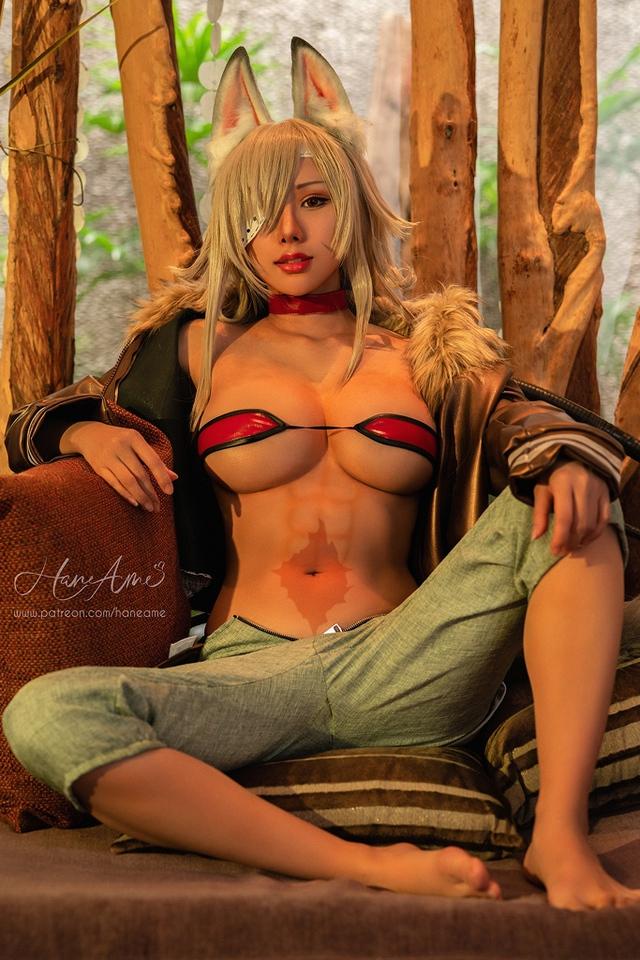 Tự nhiên muốn isekai sau khi xem loạt ảnh cosplay nàng Kiếm Vương trong Mushoku Tensei ăn đứt cả bản gốc - Ảnh 6.