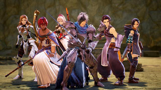Tales of Arise đại phá bảng xếp hạng, xứng đáng game nhập vai hay nhất nhì 2021 - Ảnh 3.