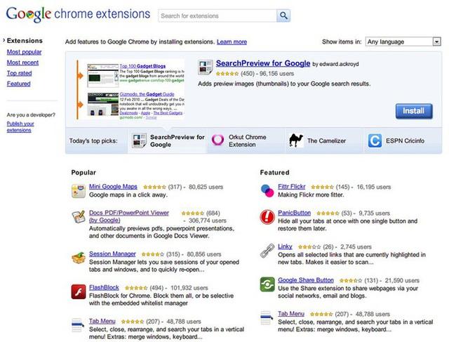 Từ một trình duyệt non trẻ, Google Chrome đã đánh bại ông hoàng Internet Explorer chỉ trong 4 năm như thế nào? - Ảnh 3.