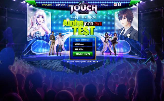 Game vũ đạo Touch bất ngờ ra mắt tại Việt Nam sáng nay 1