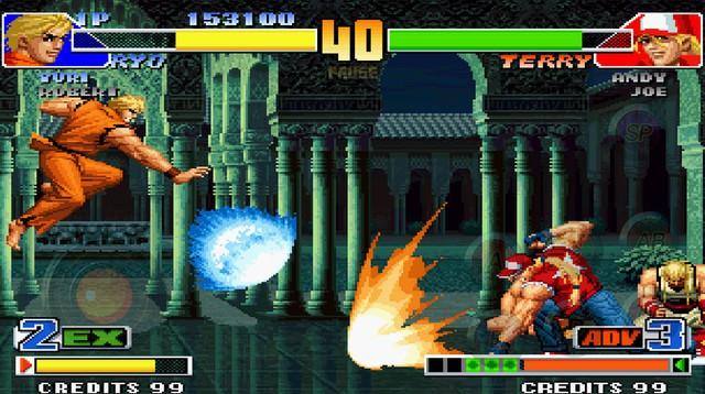 The King Of Fighters '98 - Quyền vương tranh bá tái xuất
