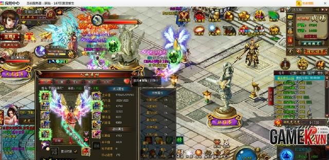 Game online Thí Tiên được mua về Việt Nam