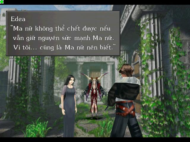 Game thủ Việt bỏ hơn 4 năm để Việt hóa Final Fantasy VIII