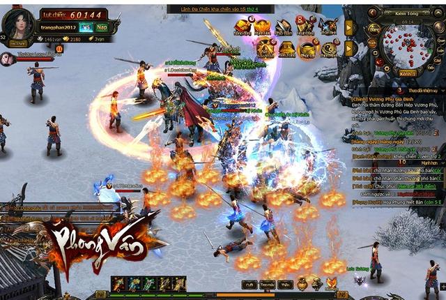 Phong Vân: Hỏa Lân Kiếm – Thần binh mang hai nửa chính tà