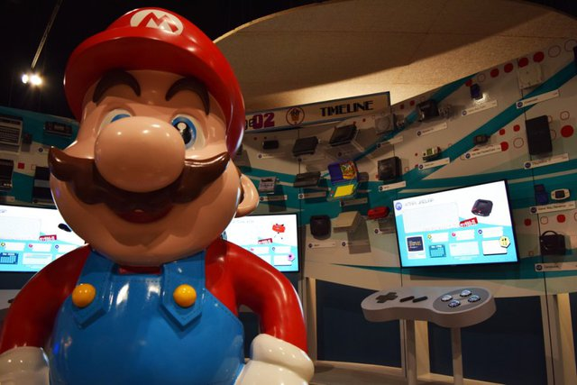 Trở về tuổi thơ với những hình ảnh tại Viện bảo tàng Videogame Quốc Gia Mỹ