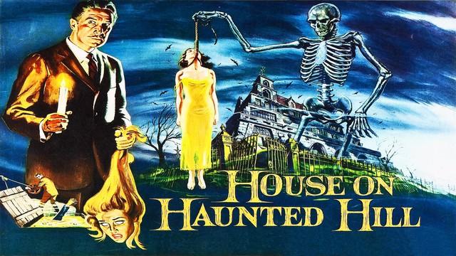 Top 10 phim ngôi nhà ma ám đáng sợ nhất lịch sử Hollywood