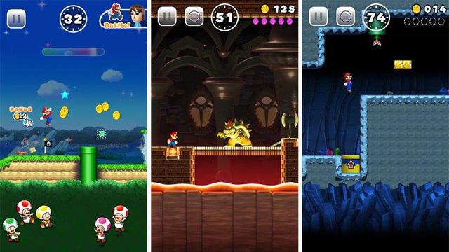 Những hướng dẫn cơ bản cho người mới chơi Super Mario Run