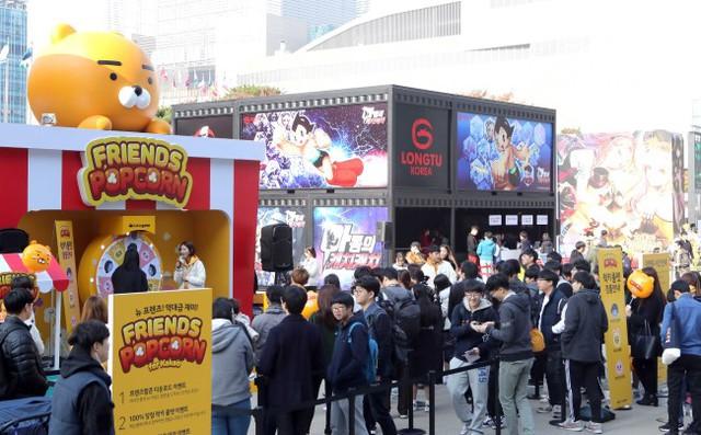 G-Star 2016 - Hội chợ có quy mô lớn nhất trong lịch sử ngành game Hàn Quốc