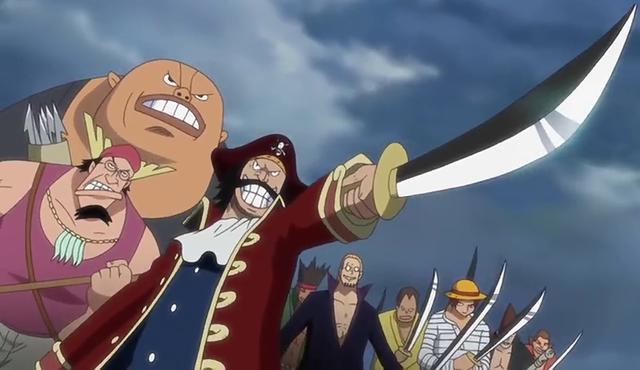 Ngay cả Tứ Hoàng Shank cũng từng là thuyền viên của băng hải tặc Roger.