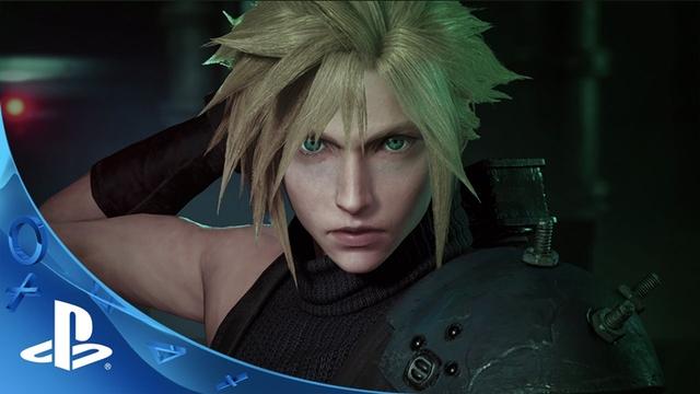 Final Fantasy VII Remake cũng sẽ được đưa lên PC vào năm 2018