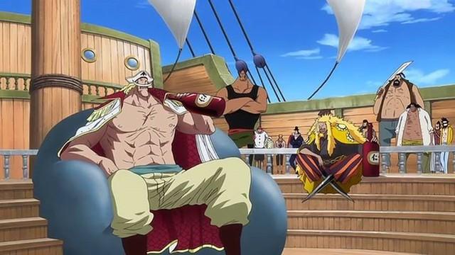 Sư Tử Vàng Shiki tung hoành trên biển cùng thời đại với Roger, Râu Trắng.