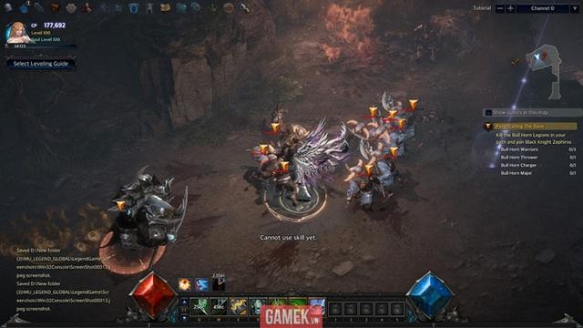 Đi Dungeon là hoạt động phổ biến nhất trong game