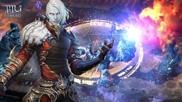 War Mage là lớp nhân vật được chơi nhiều nhất trong MU Legend