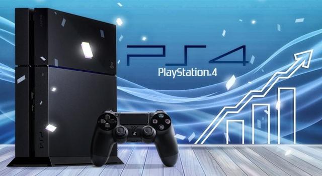 Doanh số của PS4 phải không ngừng tăng trong những năm tới mới mong vượt qua được PS2.