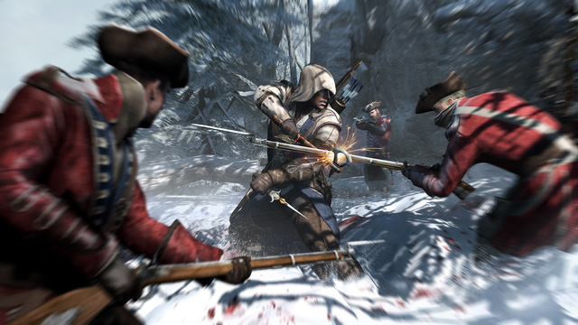 Assassins Creed 3 là tựa game miễn phí được rất nhiều người quan tâm trong tháng 12.