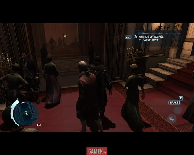 Cảm giác chơi Assassins Creed 3 khá mượt mà