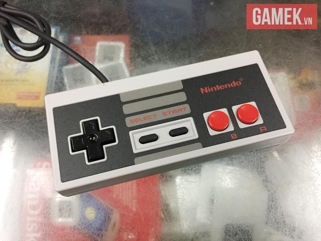 Chơi điện tử 4 nút NES Classic đầu tiên ở Việt Nam: Nghẹn ngào trở về tuổi thơ dữ dội