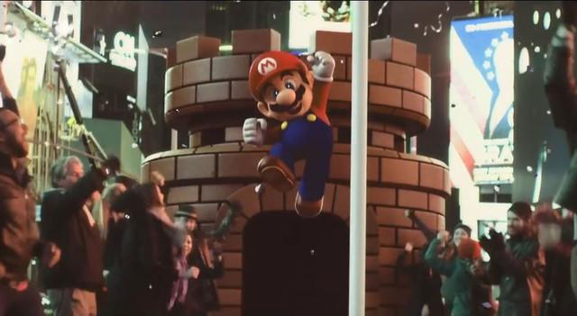 Đều muốn chạy theo anh chàng Mario này!