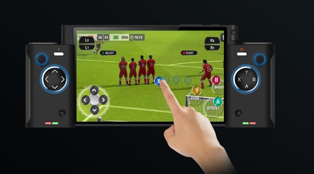 Trong khi chúng ta đang sốt với Nintendo Switch thì Trung Quốc đã có máy chơi game như thế từ lâu