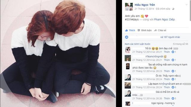 Cứ post chuyện yêu đương lên Facebook đi, rồi thế nào cũng gặp 3 thành phần này thôi